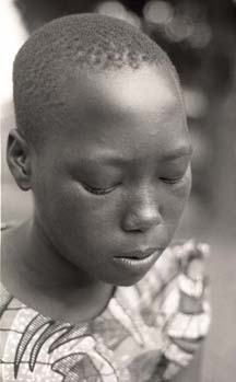 Gift Chandra  abducted from the Redeemer School by Lord Kony