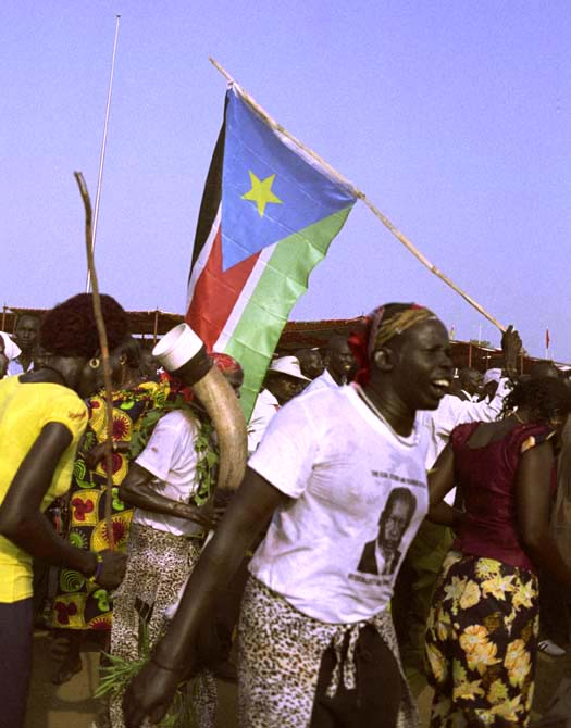 Candace Scharsu - South Sudan